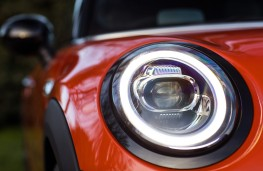 MINI Cooper S, 2018, three door, headlight