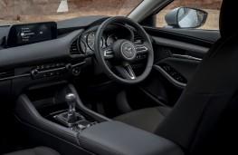 Mazda3 SkyActiv-X saloon, 2019, interior
