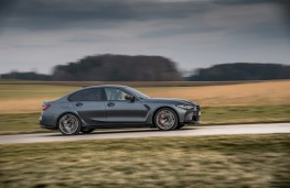 BMW M3 Competition Coupe M xDrive, 2021, side