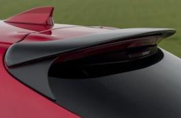 Mazda3 Sport Black, 2018, spoiler