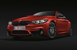 BMW M4, 2017, front