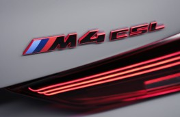 BMW M4 Convertible, badge