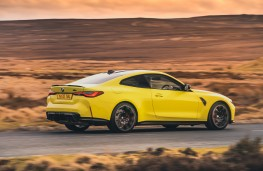 BMW M4 Competition, 2021, rear