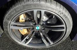 BMW M4 Convertible, wheel