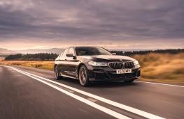 BMW M550i, 2020, front