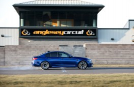 BMW M5, 2018, Anglesey Circuit