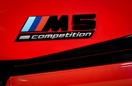 BMW M5 Competition, 2020, badge
