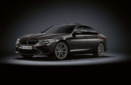 BMW M5 Edition 35 Years, 2019, front