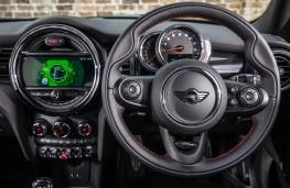 MINI Cooper S, 2018, instrument panel