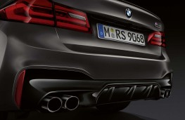 BMW M5 Edition 35 Years, 2019, rear, detail
