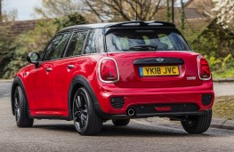 MINI Cooper S, 2018, five door, rear