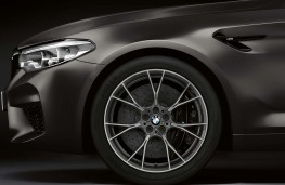 BMW M5 Edition 35 Years, 2019, wheels