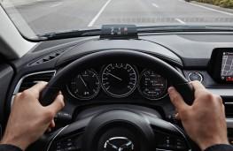 Mazda6, 2017, head up display