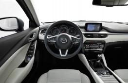 Mazda6, 2017, interior