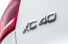 Volvo XC40, 2018, badge