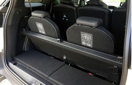 Peugeot 5008, boot, minimum