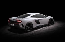 McLaren 675LT, rear