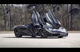 McLaren F1, doors