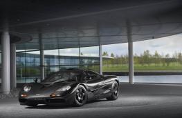 McLaren F1, front