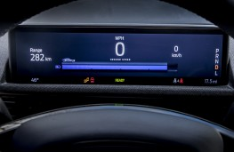 Ford Mustang Mach-E, 2020, instrument panel