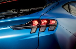Ford Mustang Mach-E, 2020, tail lights