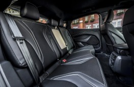Ford Mustang Mach-E, 2020, rear seats