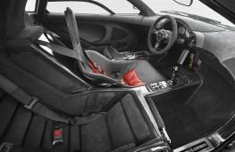 McLaren F1, interior