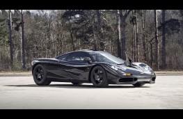 McLaren F1, side