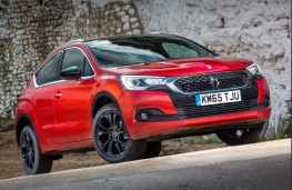 DS 4 Crossback, front, static