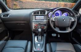DS 4, interior, auto