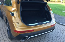 DS 7 Crossback, boot