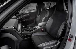 Volvo XC40, 2018, front seats