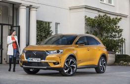 DS 7 Crossback, front, static