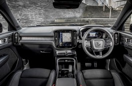 Volvo XC40, 2018, interior