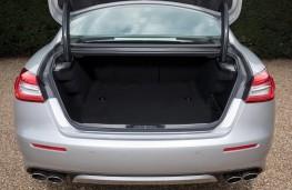 Maserati Quattroporte, 2018, boot
