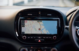 Kia Soul EV, 2020, display screen