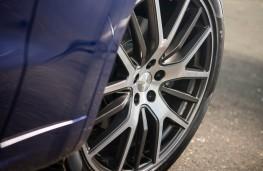 Maserati Levante, alloy wheel