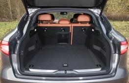 Maserati, Levante, boot