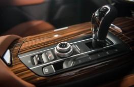 Maserati Levante, centre console