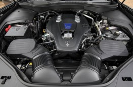 Maserati, Levante, engine