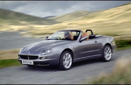 Maserati Spyder, 2003