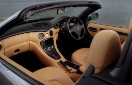 Maserati Spyder, interior