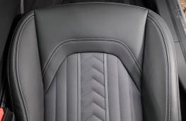 Maserati Quattroporte, 2018, upholstery