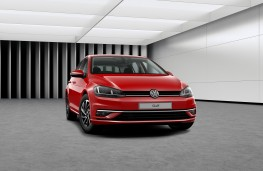 Volkswagen Golf Match, 2019, front