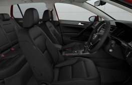 Volkswagen Golf Match, 2019, interior