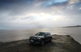 SEAT Tarraco, front, static