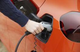 Vauxhall Corsa-e, charging