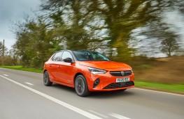 Vauxhall Corsa-e, dynamic