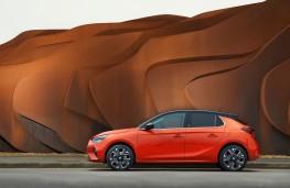 Vauxhall Corsa-e, profile