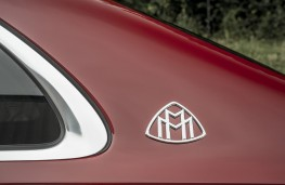 Mercedes-Maybach S-Class, 2021, badge